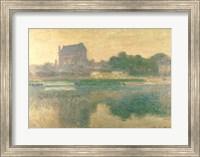 Framed Church of Vernon, Brouillard, 1894