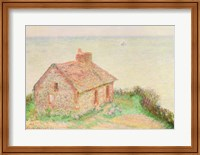 Framed House at Douanier, Pink Effect, 1897