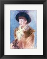 Framed Suzanne (1869-99)