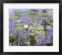Framed Waterlilies, 1915