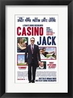 Framed Casino Jack