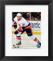 Framed Josh Bailey 2010-11 Action
