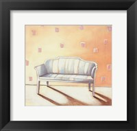 Framed Maria's Loveseat