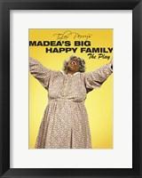 Framed Madea's Big Happy Family