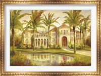 Framed Casa Bueno II