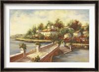 Framed Lago Maggiore II