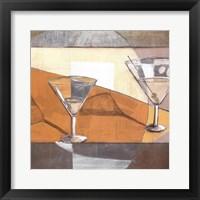 Framed Martini