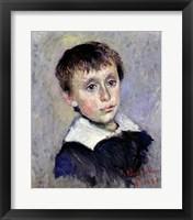 Framed Jean Monet
