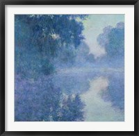 Framed Branch of the Seine near Giverny, 1897
