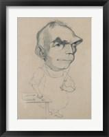 Framed Eugene Scribe