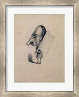 Framed Jules de Premaray