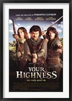 Framed Your Highness