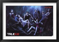 Framed True Blood - Cast