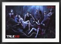 Framed True Blood - Cast