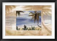 Framed Bahama Breeze