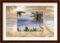 Framed Bahama Breeze