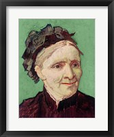 Framed Portrait of the Artist's Mother, 1888