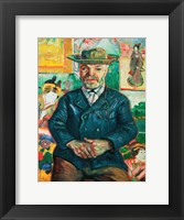 Framed Pere Tanguy