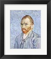 Framed Self portrait, 1889