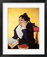 Framed L'Arlesienne
