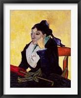 Framed L'Arlesienne, 1888