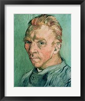 Framed Self Portrait, 1889 (green)