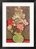 Framed Bouquet of flowers, 1890