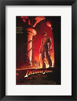 Framed Indiana Jones and the Temple of Doom Harrison Ford