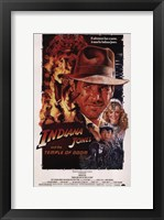 Framed Indiana Jones and the Temple of Doom