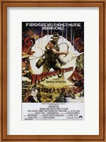 Framed Indiana Jones and the Temple of Doom Movie