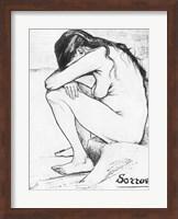 Framed Sorrow, 1882