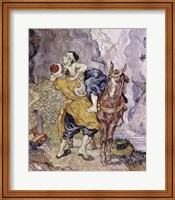 Framed Good Samaritan, 1890