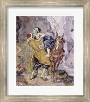 Framed Good Samaritan, 1890