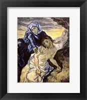 Framed Pieta, 1890