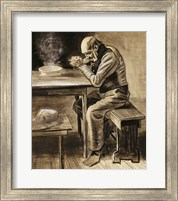 Framed Prayer, 1882
