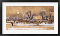Framed Winter, 1881