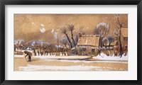 Framed Winter, 1881