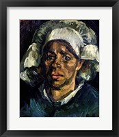 Framed Peasant Woman, 1885
