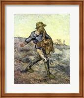 Framed Sower