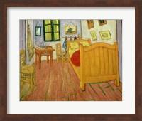 Framed Bedroom, 1888