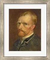 Framed Self portrait, 1886