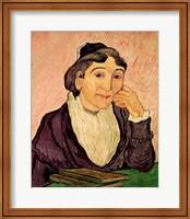 Framed L'Arlesienne 2