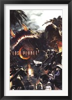 Framed Lost Planet 2