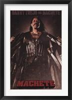 Framed Machete - Danny Terjo