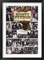 Framed Monty Python - Flying Circus