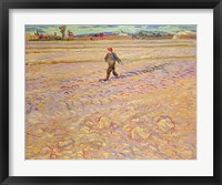 Framed Sower, 1888