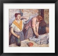 Framed Laundresses, c.1884