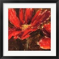 Framed Scarlet Fever II