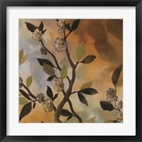 Framed Sundown Bronze II