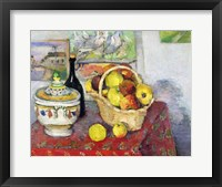 Framed Still Life with Tureen